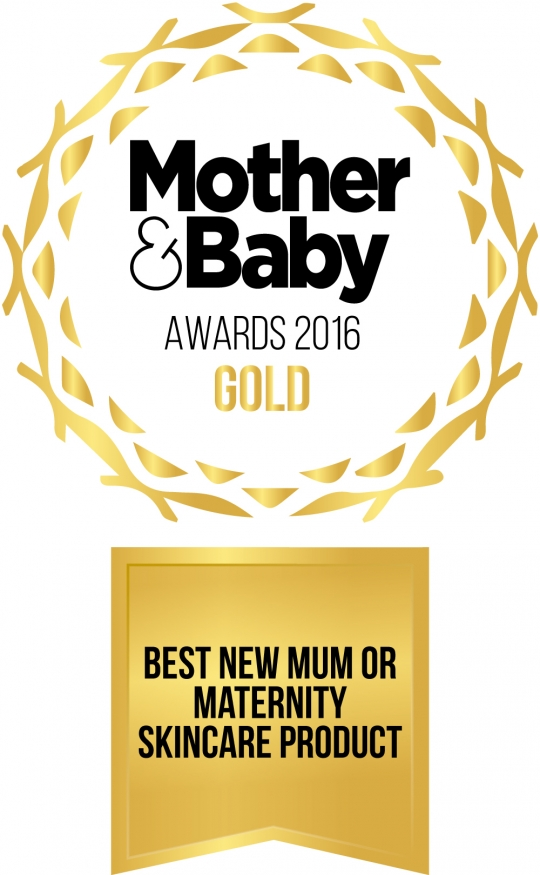 Mother and Baby 2016 Winner - Best New Mum Or Maternity Skincare Product