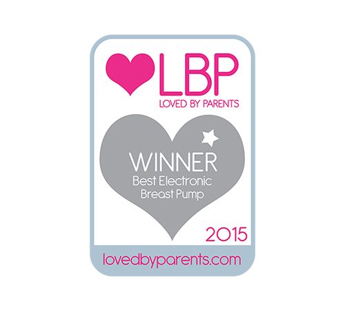 Lansinoh wins the Best Electronic Breast Pump 2015 Award